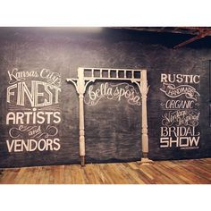 vintage chalkboard wall photography - Google Search