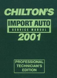 38 best auto repair images on pinterest volvo engine and motor engine 1997 2001 chiltons import auto service manual shop edition fandeluxe Gallery