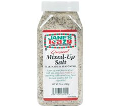 Jane's Krazy Mixed Up Salt is our new obsession!