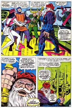 karnilla marvel comics - Pesquisa Google