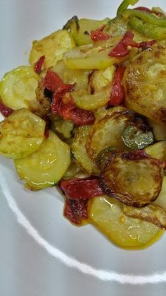 Pesto Shrimp, Grill Time, Mexican Food Recipes, Ethnic Recipes, Spanish Tapas, Tasty, Yummy Food, Potato Dishes, Potato Salad