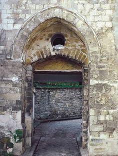 Porte Saint-Côme, Luzarches