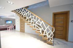 Staircase Railing Design, Modern Stair Railing, Home Stairs Design, House Gate Design, Village House Design, Modern Stairs, Bungalow House Design, Modern Tv, Lcd Panel Design