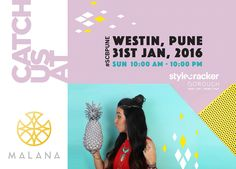 Come See Us at #SCBPune this Sunday!! Look for us at Stall No.28!!! @thestylecrackerproject @stylecracker #scbpune #scborough #eat #shop #drink #play #borough #pune #thewestinpunekoregaonpark #jewels #malanajewels #jewelry #traditional #trend #instafashion