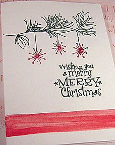 Cute Christmas cards!
