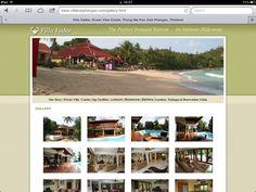 Villa Vadee Photo Gallery Koh Phangan, Flourish, Thailand, Ocean, Social Media, Gallery, Roof Rack, The Ocean, Social Networks