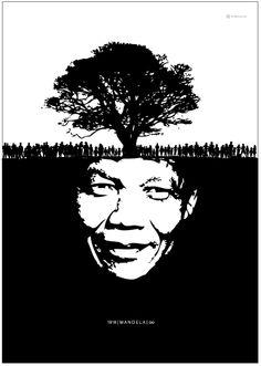 Il mio pensiero per il #MandelaMemorial #MandelaTribute #Mandela