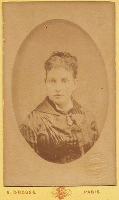 Granito. Baronesa de; Maria da Conceição de Barros Wanderley (LHF9-9RS)