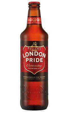 London Pride - Fuller Smith& Turner, London. Eigen beoordeling: 7