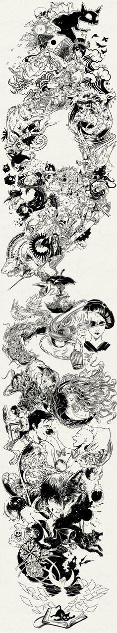 #365 Days of Doodles by 365-DaysOfDoodles on DeviantArt