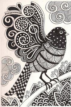 fantasy bird | Flickr - Photo Sharing!