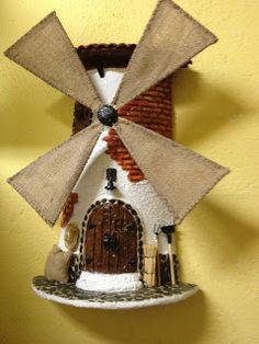 blog de manualidades la andaluza tejas calbazas muñecos goma espuma