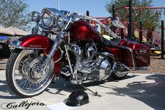 Hogs, Harleys, Baggers, Choppers - Page 129