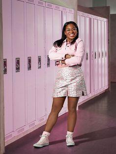 """Disney Channel's """"Zombies"""" stars Carla Jeffery as Bree. (Disney Channel/Bob D'Amico)"""
