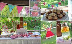 Ideas para fiestas de niñas ~ Mi fiesta inolvidable
