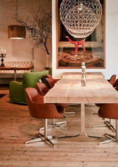 #Door #interieur #tafel #feest #La Table #GroteKerk #Naarden #november www.latable.nl