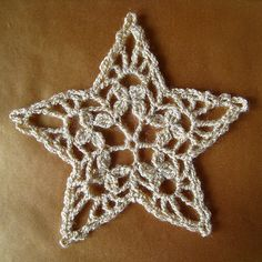 Ravelry: Snowflake #36 pattern by Anne Halliday