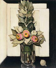 Margaret Preston. Western Australian gum blossoms. 1928.