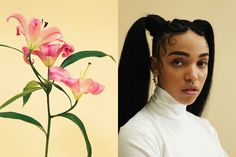 Two Brown Girls - fkaxtwigs: FKA twigs for The Fader Magazine (set...