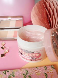 Gommage Soap&Glory body buff sur v-inc