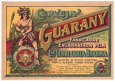 Cervejaria Brahma - Cerveja Guarany