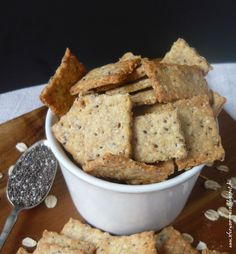 Vegetarian Recipes, Healthy Recipes, Healthy Food, Chia, Cheddar, French Toast, Vegan, Cooking, Breakfast
