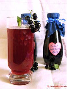 Sirop de coacaze negre - Prăjiturici și altele Mixer, Drinks, Cooking, Handmade, Home Decor, Jelly, Preserves, Drinking, Kitchen