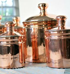 The Modern Girl's, old-fashioned way to clean Copper! Fresh Idea Studio.com ~ Your place for DIY