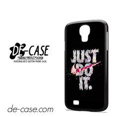 Just Do It DEAL-6007 Samsung Phonecase Cover For Samsung Galaxy S4 / S4 Mini