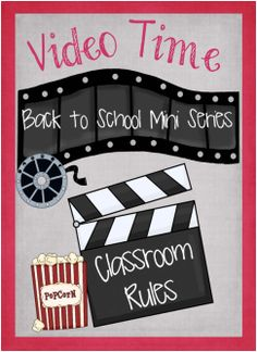 Watch a sort video on classroom rules to get you ready for the new school year.