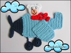 Transcendent Crochet a Solid Granny Square Ideas. Inconceivable Crochet a Solid Granny Square Ideas. Crochet Car, Cute Crochet, Crochet For Kids, Crochet Crafts, Crochet Toys, Crochet Projects, Crochet Applique Patterns Free, Crochet Motif, Crochet Flowers