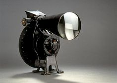 Vintage TV - 1929 French Semivisor