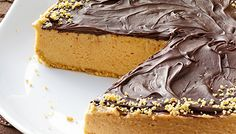 Peanut Butter Cream Cheese Torte