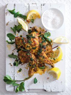 Rozhodli jsme se pro směs koření inspirovanou Marokem, protože při grilování krásně vynikne její vůně a chuť. Korn, Tandoori Chicken, Ethnic Recipes
