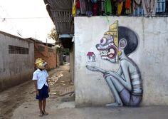 Seth Globepainter // Pnhom Penh, Cambodia