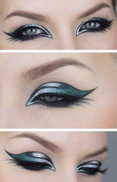 Makeup – Nocturnal junebug