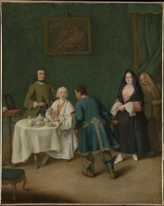 Pietro Longhi (Pietro Falca) | The Temptation | The Met