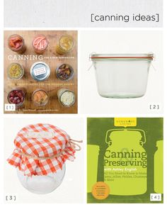 Resources for a canning party this Summer?