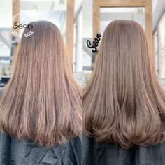 Before and After Haircut 710513278692173328 - beforeafter. Hight Light, Before And After Haircut, Shiseido, Hair Today, Hairdresser, Cool Hairstyles, Hair Cuts, Long Hair Styles, Beauty