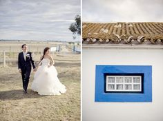 "Wedding destination: Alentejo, Portugal by Bellaandchic.com    There are so many gorgeous destinations in the Mediterranean, some more and some less known, but all of them unique places and beautiful spots for a stylish Mediterranean wedding.  In this new series ""destination spotlight"", we will bit by bit introduce those magical places around the Med to you.    Let's start with the Alentejo in Portugal, presented by locals Kerry and Luis from Piteira Photography. Take it away guys…"