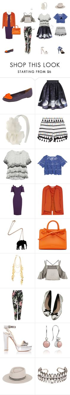 """""""Something Old, Something New 158"""" by ashgal19 ❤ liked on Polyvore featuring Forever 21, Dodo Bar Or, Marc Jacobs, Roland Mouret, Alexis, Haberdash House, Mansur Gavriel, Hervé Van Der Straeten, River Island and Wallis"""