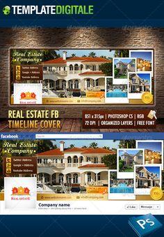 Real Estate Cover, Case FB