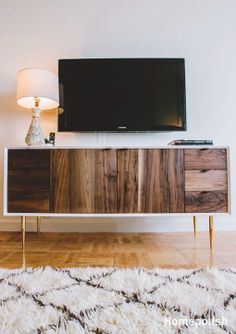 65 Ideas Apartment Living Room Tv Stand Credenzas For 2019 Home Living Room, Apartment Living, Living Spaces, York Apartment, Room Inspiration, Interior Inspiration, Wedding Inspiration, Furniture Inspiration, Interior Ideas