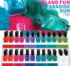 Zoya Island Fun Paradise Sun Summer 2015