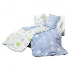 Holey Quilt® Bavlnená obliečka Mirfak blue 140x200,70x90 Cotton Bedding, Backrest Pillow, Bean Bag Chair, Pillows, Quilt, Blue, Furniture, Home Decor, Quilt Cover