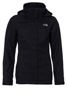 Diese Jacke überzeugt mit Vielseitigkeit. The North Face EVOLVE II 3-IN-1 - Hardshelljacke - black für 159,95 € (13.06.16) versandkostenfrei bei Zalando bestellen.