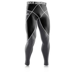 Men's UA Core Compression Leggings Bottoms by Under Armour (Misc. Sport Tights, Mens Tights, Sport Pants, Under Armour Herren, Under Armour Men, Workout Attire, Workout Wear, Lacrosse, Basketball Compression Pants