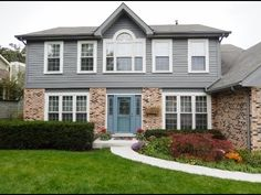 Drone Video - Lake Villa IL Home for Sale in Oaktree