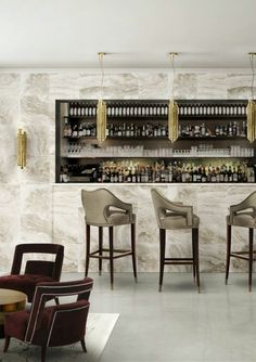 20 Must-Have Pieces For New York Hotel Interior Design Projects | Hotel interior design. Hotel interiors. Hospitality projects. | #hotelinteriordesignprojects #interiordesign #hospitalitydesignprojects | Read more : http://hotelinteriordesigns.eu/must-have-pieces-new-york-hotel-interior-design-projects/