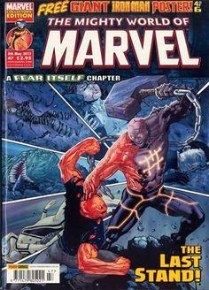 Mighty World Of Marvel